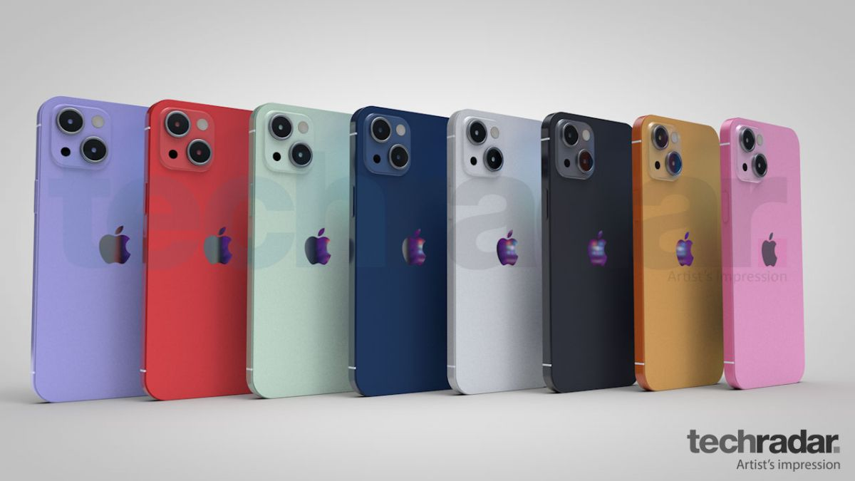 Drei coole neue Farboptionen beim iPhone 20   TechRadar