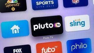 Pluto TV on Apple TV