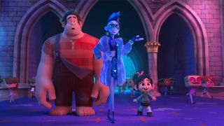 An image from upcoming movie Wreck-It Ralph 2