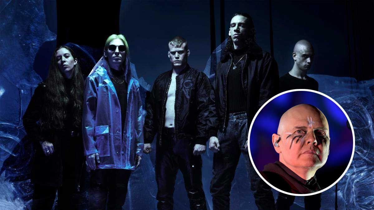 Are Code Orange making beautiful music with Smashing Pumpkins' Billy Corgan?