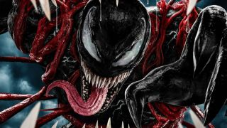 The poster for Venom 2: Let There Be Carnage