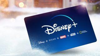 Disney Plus gift cards
