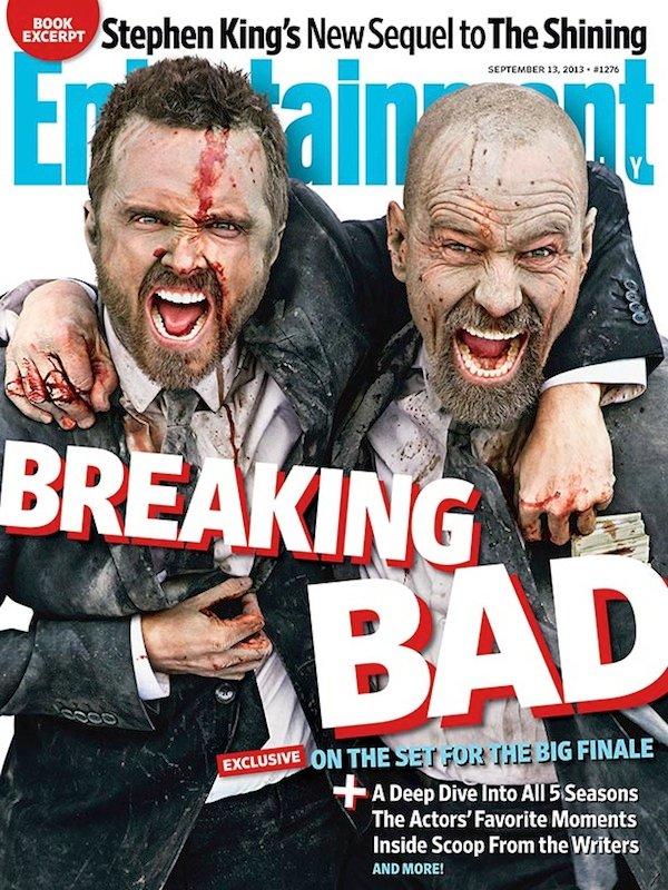 Breaking Bad EW cover