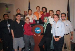 Global Space Youth Plan Future Lunar Exploration