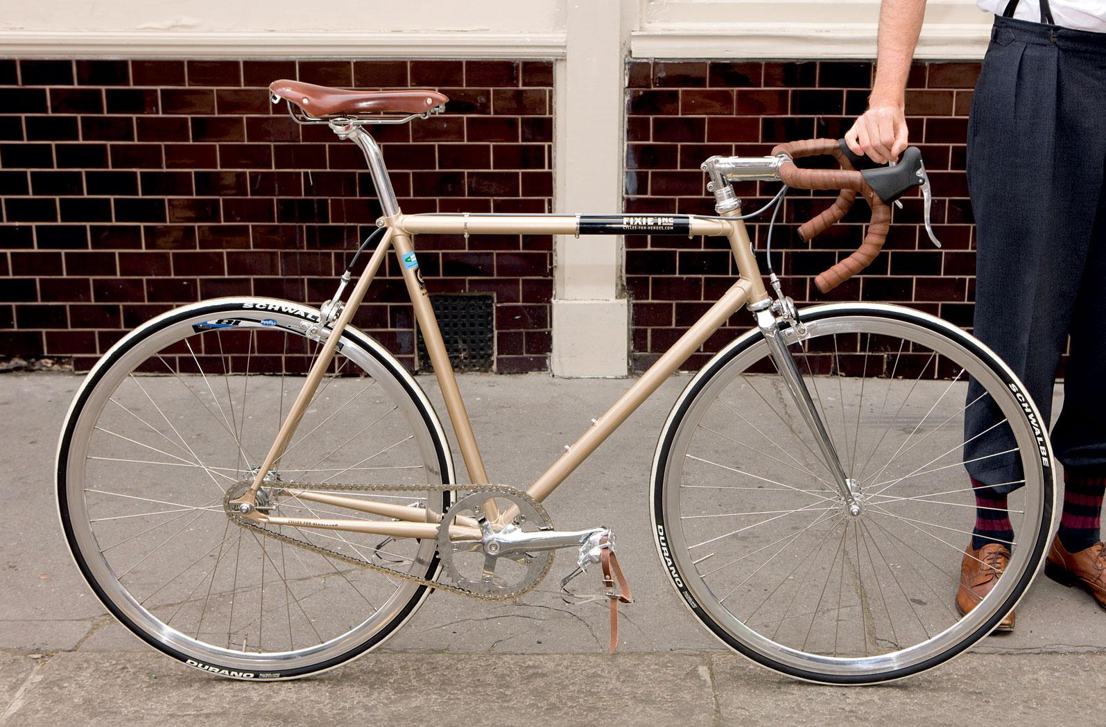 Fixie Inc Black Jack review - Cycling Weekly