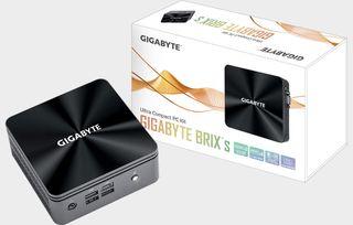 Gigabyte Brix mini