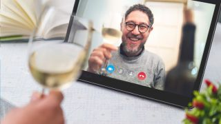 Video calling from Tablet
