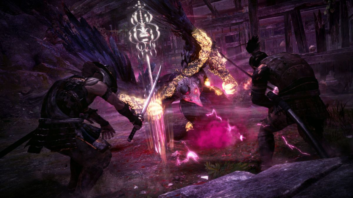 Nioh 2021 best for dual armor sword Nioh: 10