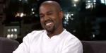 Looks Like Kanye West Took The Kids During Kim Kardashian's Jet-Setting To Rome