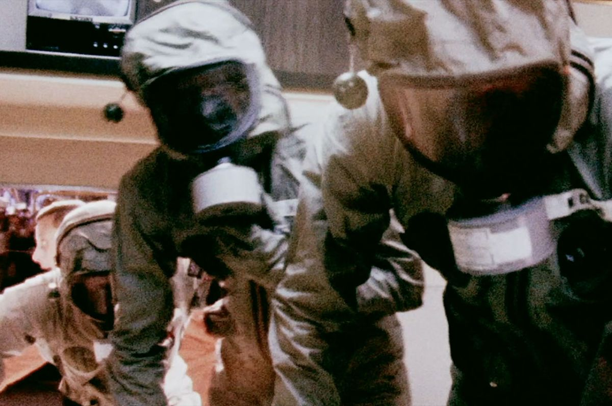 After 'Apollo 11': New brief movie goes into 'Quarantine' after first moon touchdown