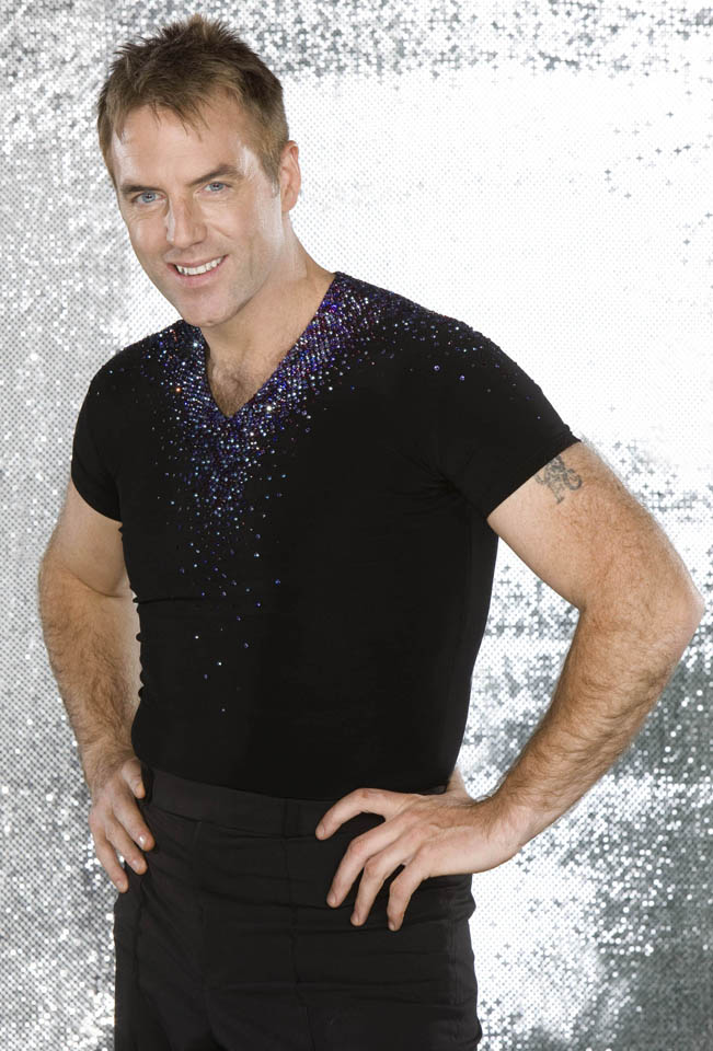 Donal: 'I don't want to win Dancing on Ice'