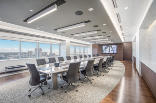 CSX Transport Overhauls Conference Room AV