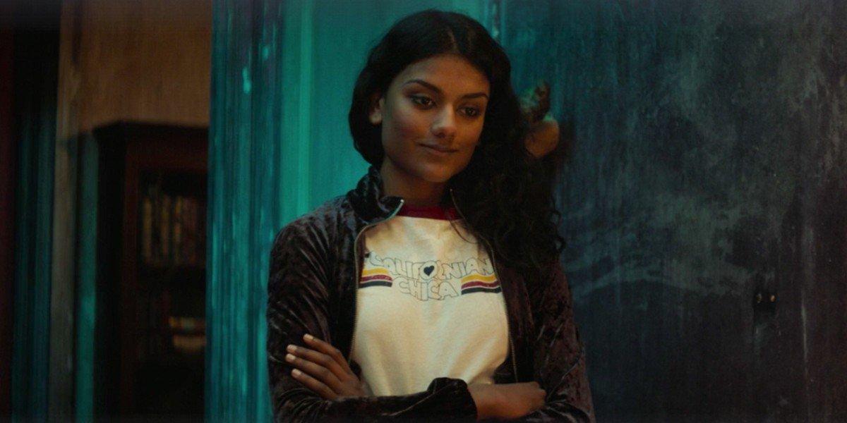 Simone Ashley in Kill Ben Lyk