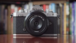 Exclusive: How Nikon designed the Nikon Z fc –and why it thinks the future is retro