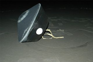 NASA's Stardust sample return capsule