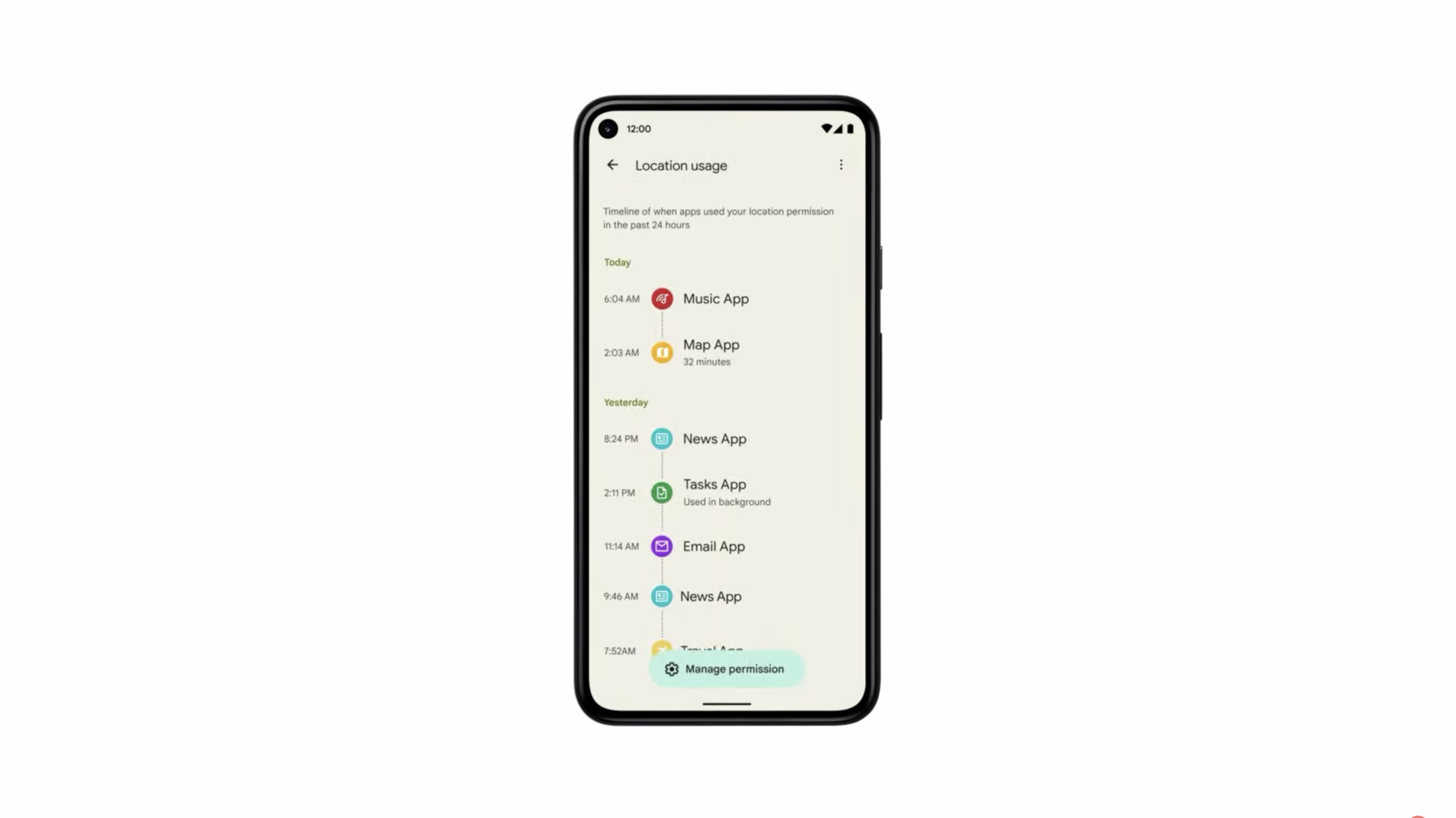 Google IO 2021 Android 12