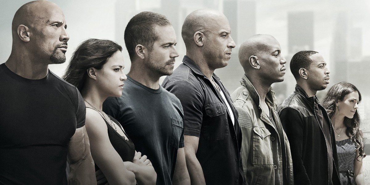 The Cast of Furious 7