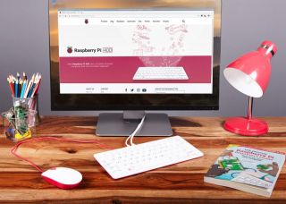 The new Raspberry Pi 400