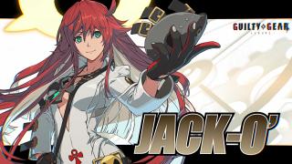 Guilty Gear Strive Jack-O