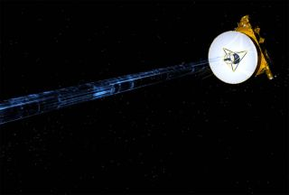 New Horizons Beaming Data Home