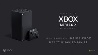 Xbox Series X games reveal will happen May 7th