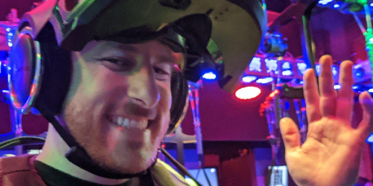 Eric Eisenberg in Void VR Jumanji Reverse The Curse
