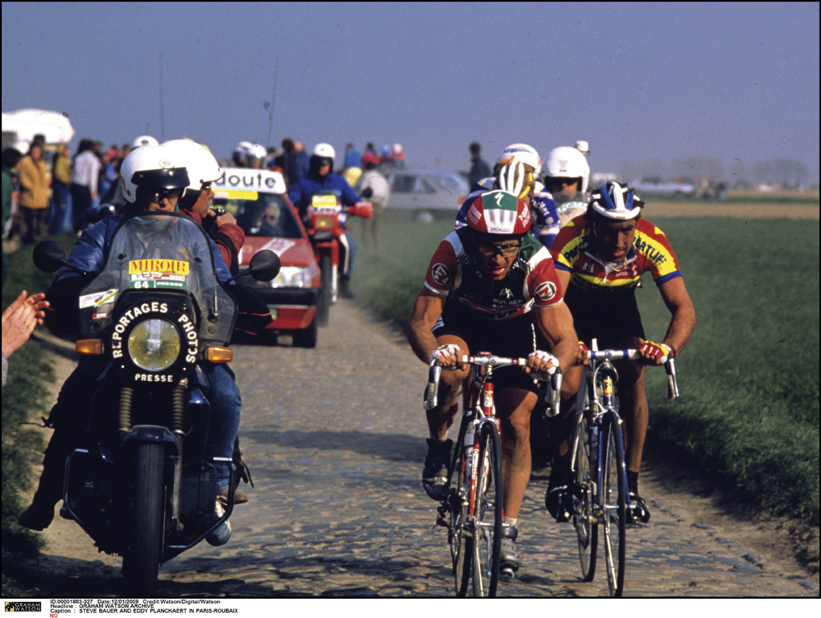 5010316bf Cycle Sport s Classic Race  1990 Paris-Roubaix - Cycling Weekly