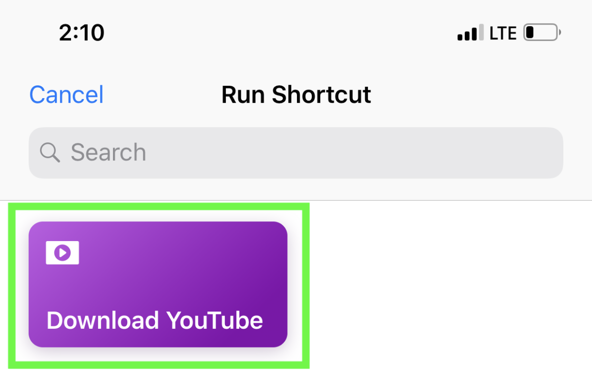 How to Download YouTube Videos as MP4 files on iPhone, iPad