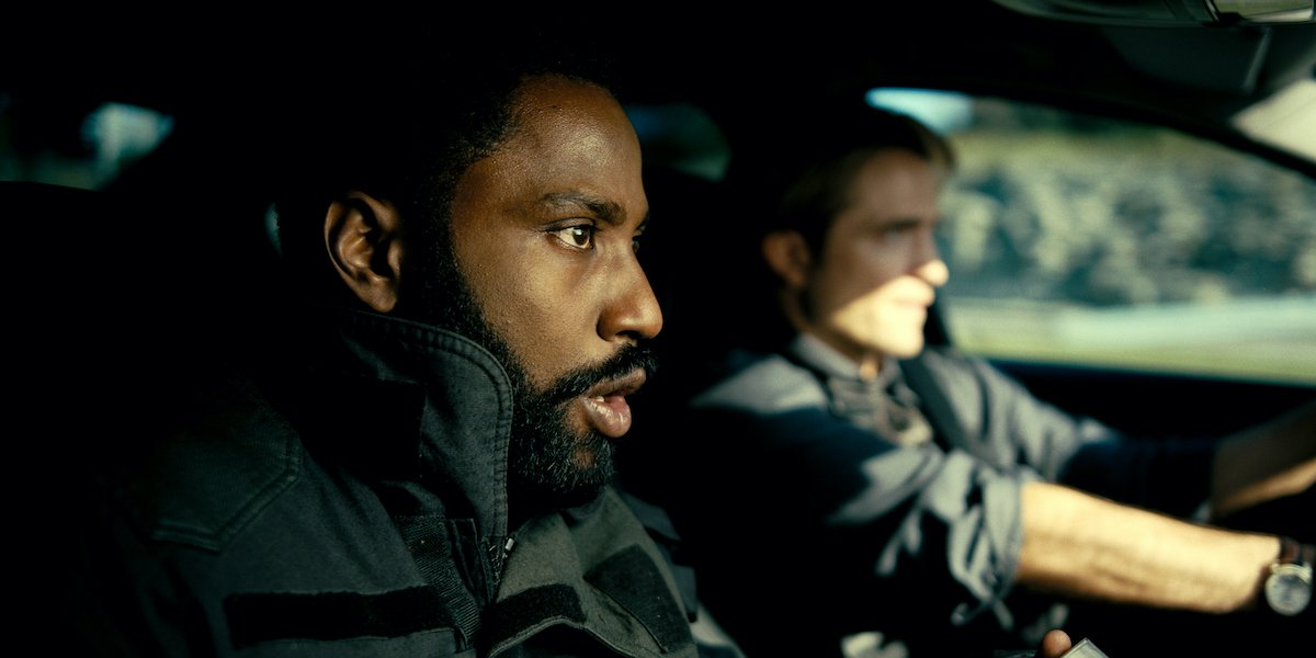 Christopher Nolan's Tenet Is Now On HBO Max, And The Internet Has Even More Thoughts On The John David Washington-Led Film