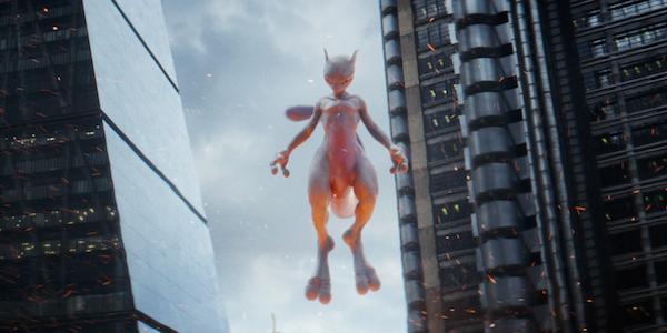 Mewtwo 2019 movie