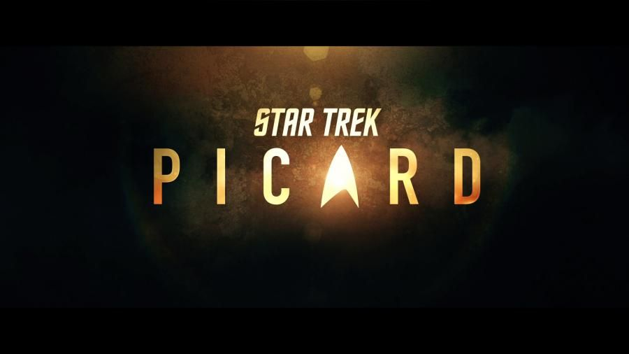 'Star Trek' Picard Spinoff Series Gets Official Name and Logo