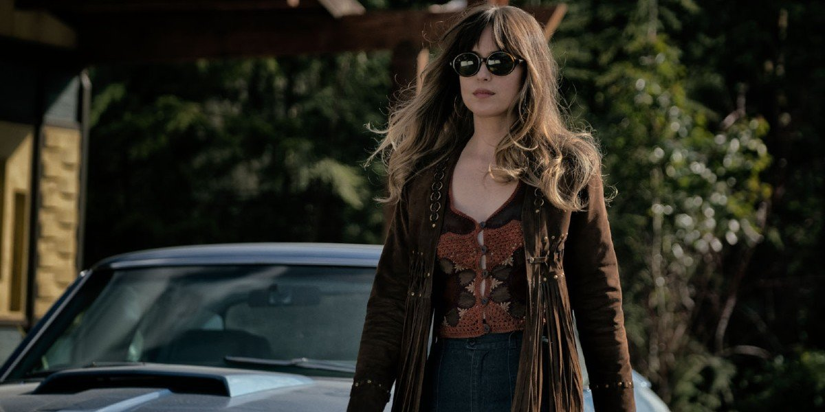 Dakota Johnson - Bad Times at the El Royale