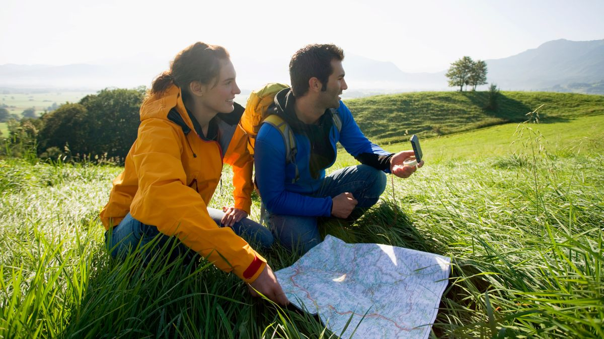 How to triangulate: to find your location in any terrain