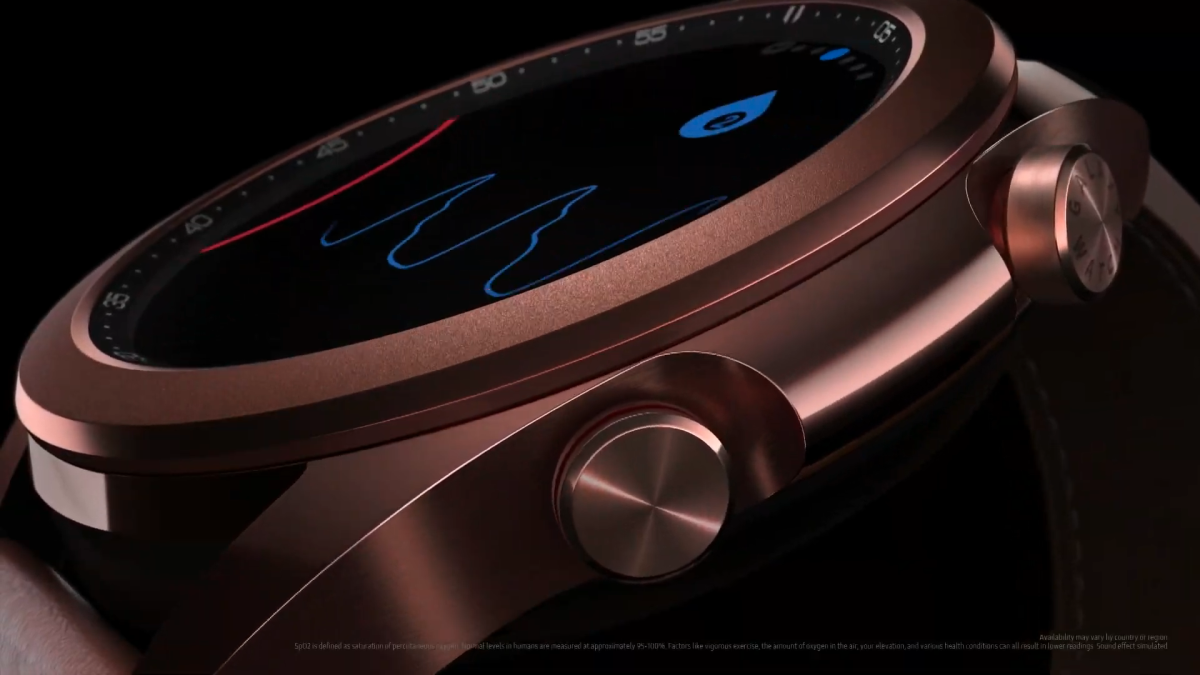 Samsung Galaxy Watch3 is here to take the smartwatch crown from the Apple Watch