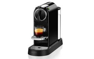 Nespresso CitiZ & Milk Coffee Machine by Magimix in Black