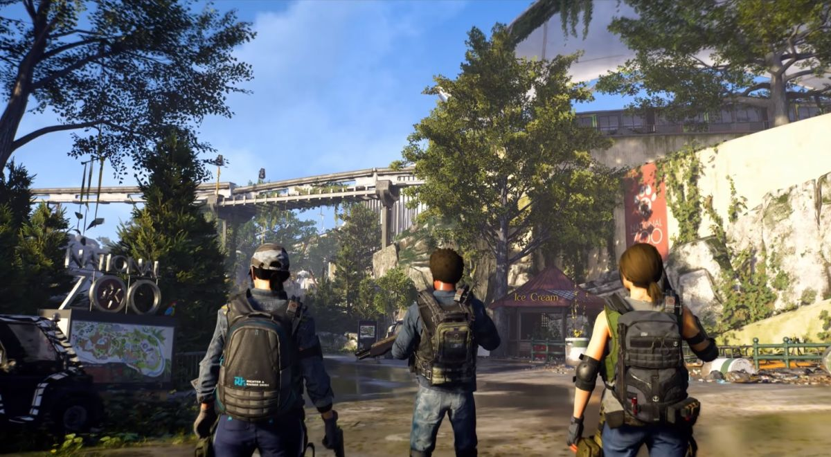The Division 2's first free episode is out now