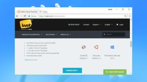 iWeb review | TechRadar