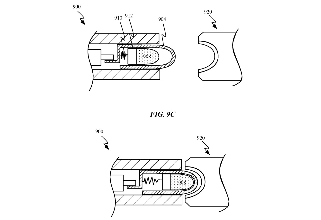 патент на apple magsafe iphone