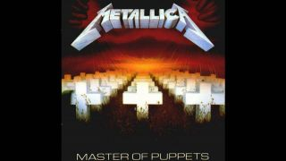 The Master of puppets cover