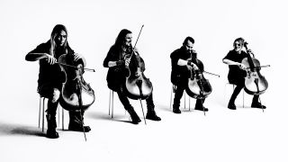 An Apocalyptica press shot