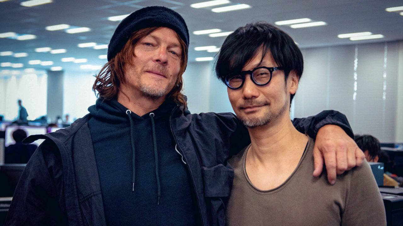 Hideo Kojima interview about Death Stranding on PC