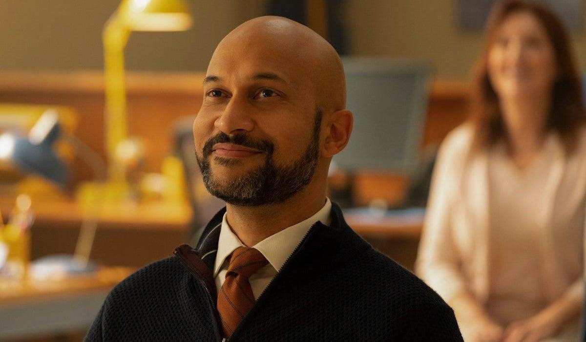 Keegan-Michael Key as Principal in The Prom