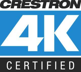 Crestron Develops 4K Certification Program