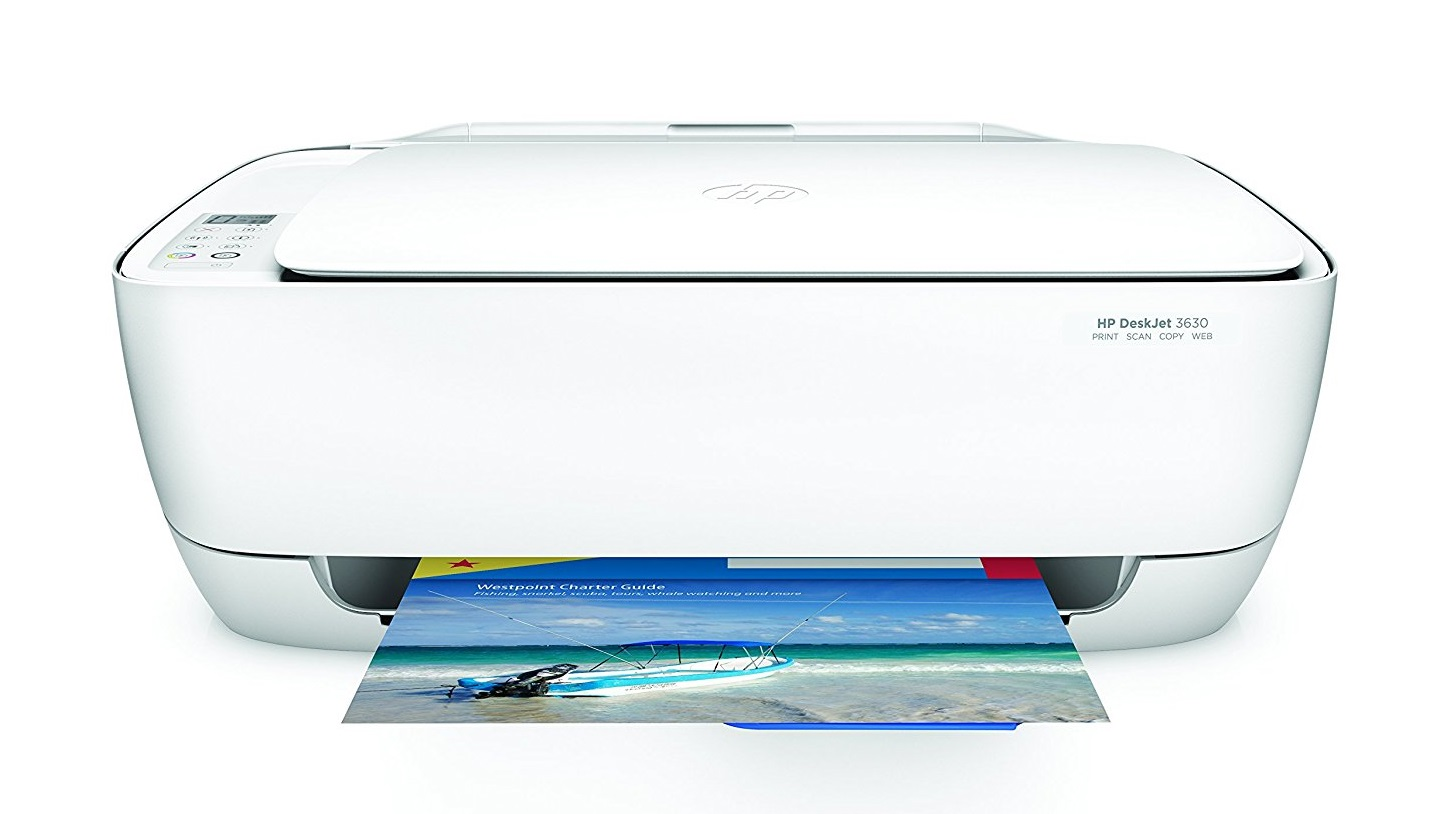 Best cheap printer: HP Deskjet 3630