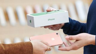 Apple has slashed the value of trade-in iPhones and iPads by up to $100