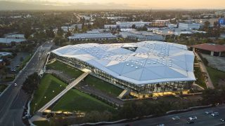 Nvidia's headquarters, Endeavor