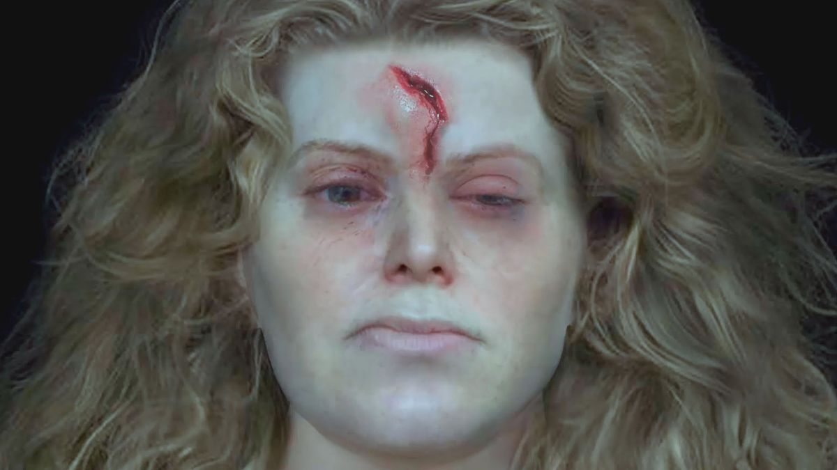 Battle-Scarred Viking Shield-Maiden Gets Facial Reconstruction for First Time