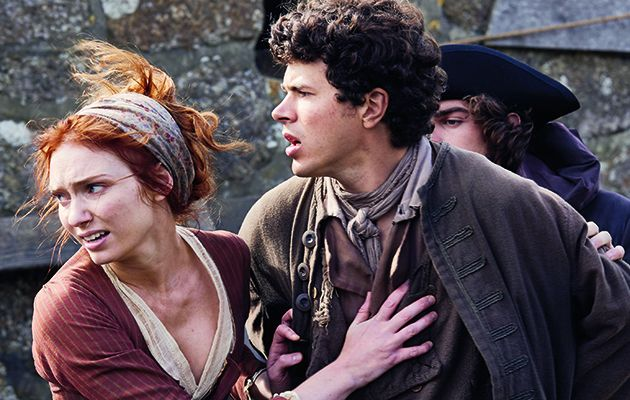 Can true love conquer all? Not if George has anything to do with it… Cornwall's answer to Romeo and Juliet take centre stage in tonight's beautifully written episode in Poldark.