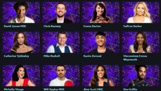 watch strictly come dancing online