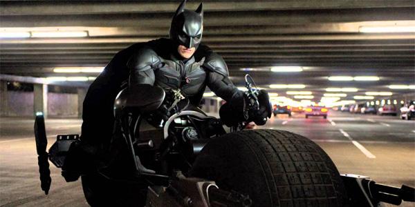 Batpod The Dark Knight Rises
